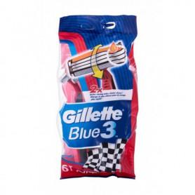 Gillette Blue3 Nitro Maszynka do golenia 6szt