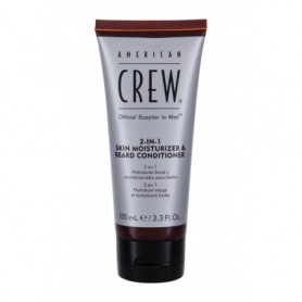 American Crew Beard 2-IN-1 Skin Moisturizer & Beard Conditioner Olejek do zarostu 100ml