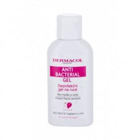 Dermacol Antibacterial Gel White Antybakteryjne kosmetyki 50ml
