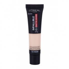 L´Oréal Paris Infallible 24H Matte Cover Podkład 30ml 130 True Beige