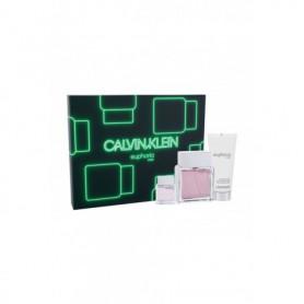 Calvin Klein Euphoria Woda toaletowa 100ml zestaw upominkowy