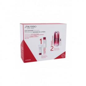 Shiseido Ultimune Skin Defense Program Serum do twarzy 50ml zestaw upominkowy