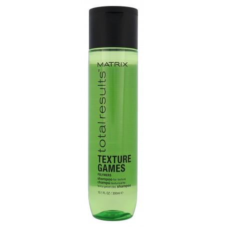 Matrix Total Results Texture Games Szampon do włosów 300ml
